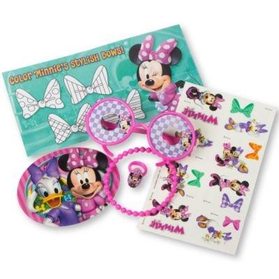 KidsPartyWorld.com Minnie Bow-tique Favor Set