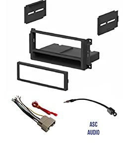 410uEwoZRmL._SY300_ amazon com asc audio car stereo radio install dash kit, wire  at readyjetset.co
