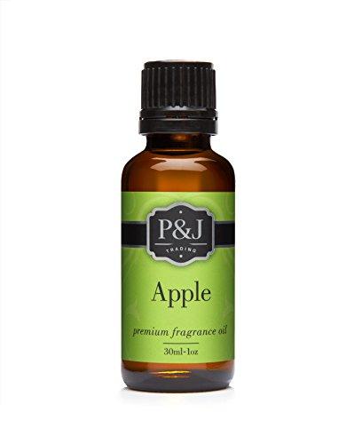 P&J Trading Apple Premium Grade Fragrance Oil - Perfume Oil - 30ml/1oz ()