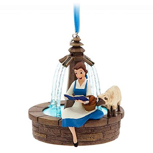 Disney Belle Singing Sketchbook Ornament