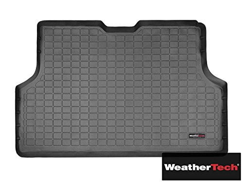 Cargo Liner Mat Black - Fits Ford Bronco - 1988 1989 1990 1991 1992 1993 1994 1995 1996 | 88 89 90 91 92 93 94 95 (Ford Bronco Cargo)