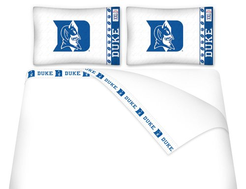 NCAA Duke Blue Devils - 5pc BED IN A BAG - Full/Double Size by Store51 (Image #2)