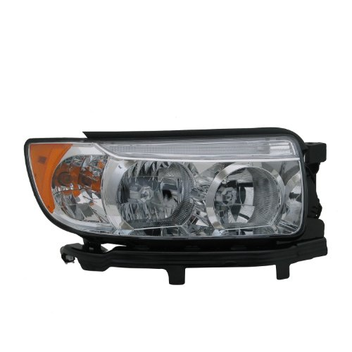 - TYC 20-6783-00-1 Subaru Forester Right Replacement Head Lamp