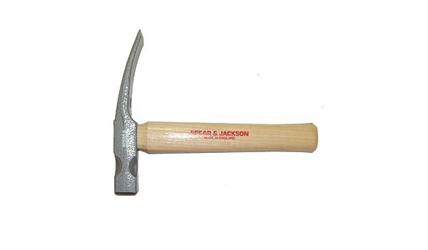 Blue 25 oz. Spear /& Jackson SJ-BSH25 Short Pattern Hickory Hammer
