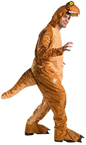 Ruby Jumpsuit (Rubie's Costume Co Men's T-Rex Oversized Jumpsuit Costume, As Shown, Standard)