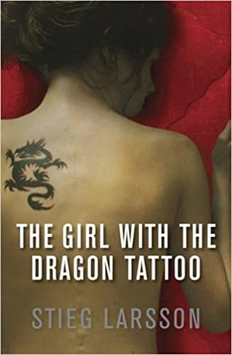 Image result for the girl with the dragon tattoo book