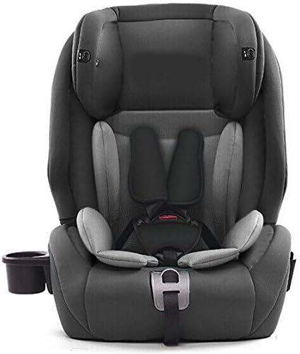 Star Ibaby City Fix HQ 668 SPS - Silla de coche Isofix grupo 1 2 3, Color Gris (Black Grey): Amazon.es: Bebé