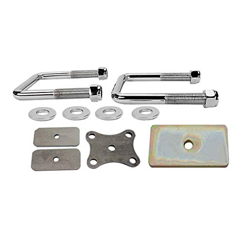 Ford Model T - 1934 Front Spring U-Bolt Kit, Chrome for sale  Delivered anywhere in USA
