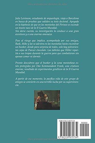 Panzer Chocolate: la novela: De la película del mismo título dirigida por Robert Figueras (Spanish Edition): Ruben Garcia Cebollero: 9781519075734: ...