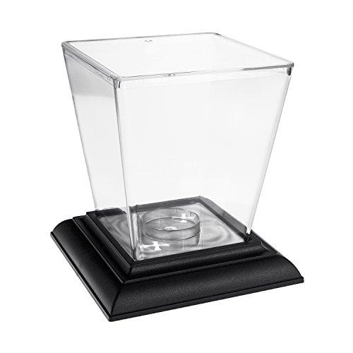 Source One Premium Desk Top Clear Acrylic Aquarium Terrarium Insect Cage