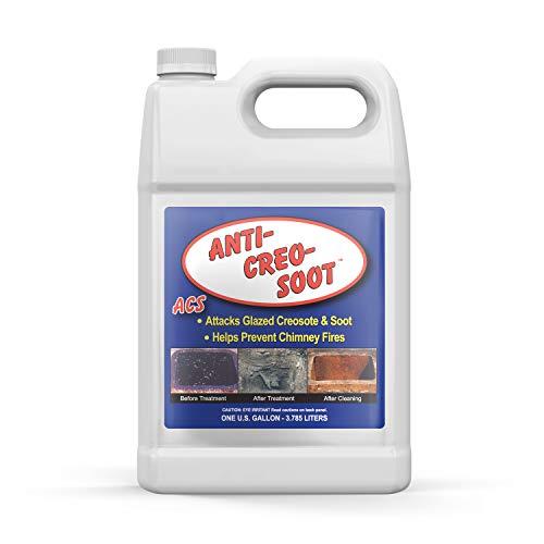 Liquid Creosote Remover