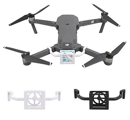 GPS Tracker Bracket Tracer Holder Drone Locator Support for DJI MAVIC PRO ()