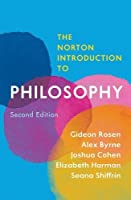 The Norton Introduction to Philosophy, 2nd Edition Front Cover