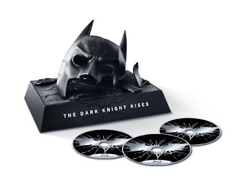 The Dark Knight Rises – Limited Edition Bat Cowl