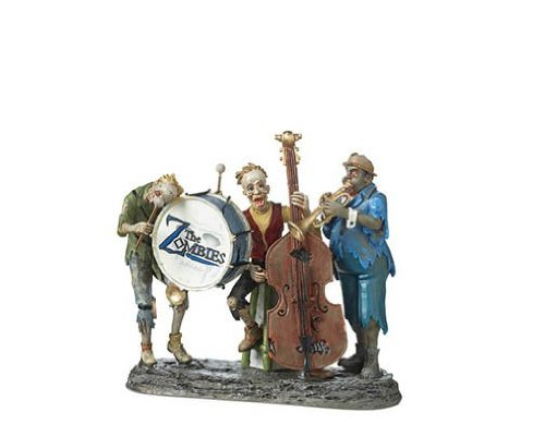 Department 56 Snow Village Halloween The Zombies Accessory Figurine ()
