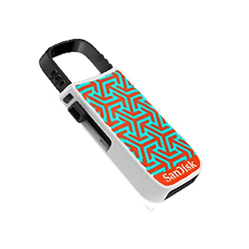 SanDisk Cruzer U Clip 16GB USB 2.0 Flash Drive Password Protected Thumb drive (Usb Password Protected compare prices)