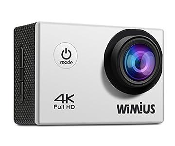 wimius actioncam 4k action cam hd action kamera wifi. Black Bedroom Furniture Sets. Home Design Ideas