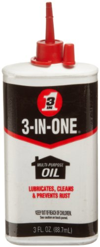 3-in-one Oil Multi-purpose Drip Oil, 3-Ounce (Pack of 24)
