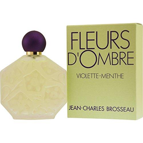 - Jean Charles Brosseau Fleurs D'Ombre Violette-Menthe Eau De Toilette Spray, 1.7 Ounce