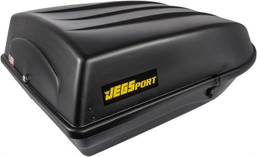 - JEGS Performance Products 90098 Rooftop Cargo Carrier Capacity: 18 cu. ft.