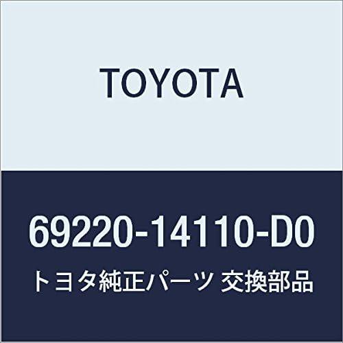 Genuine Toyota 69220-14110-D0 Door Handle Assembly