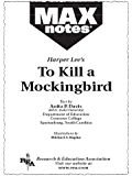 To Kill a Mockingbird (MAXNotes Literature Guides) (English Edition)