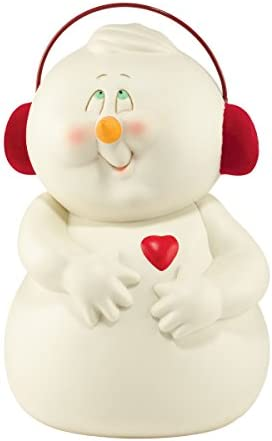 Department 56 Snowpinions My Heart Beats for You Figurine
