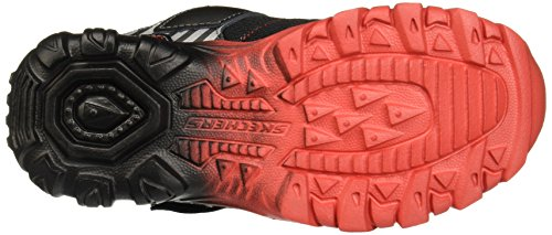 Skechers Wars Side Zapatillas Negro Luminoso Fuerza Rojo Star Boys La Dark W7Tq5rfTn1