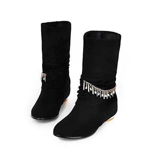 Chukka amp;n 35 Donna black Stivali Nero A FExqwSS