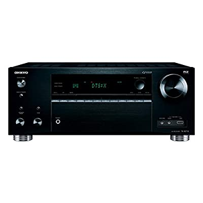 Onkyo TX-RZ710 7.2-Channel Network A/V Receiver from Onkyo