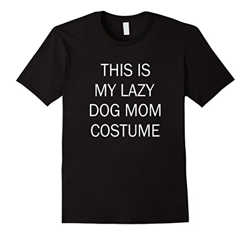 Dog Costumes Funny Husky (Mens This Is My Lazy Dog Mom Costume Medium)