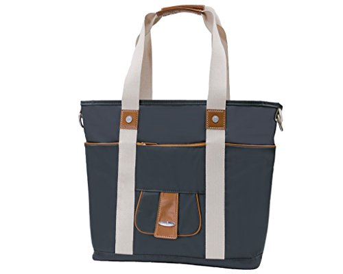 Vilah Bloom Harbor Side Tote Diaper Bag, Hampton (Harbor Tote)