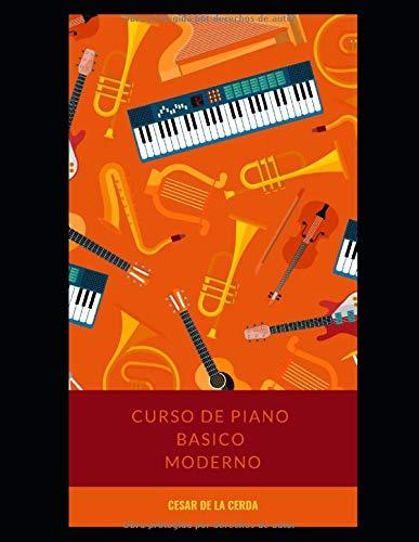 CURSO PIANO BASICO MODERNO: Amazon.es: de la Cerda, Cesar, de ...