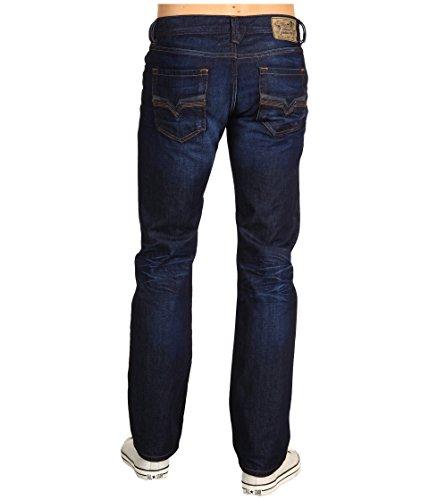 Diesel Men's Larkee Regular Straight-Leg Jean 0073N, Denim, 28x34