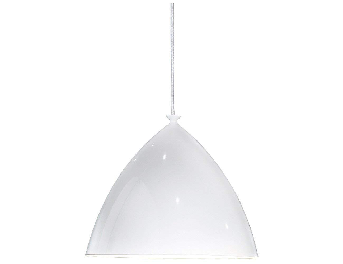 Nordlux Pendelleuchte Slope 35 60W E27 weiß 71723010