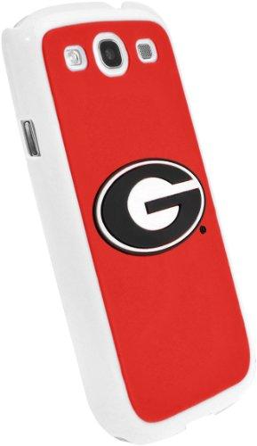 Forever Collectibles NCAA Georgia Bulldogs Team Logo Hard Samsung Galaxy S3 Case