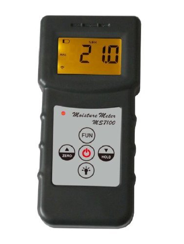 MS300 Pinless Moisture Meter Inductive