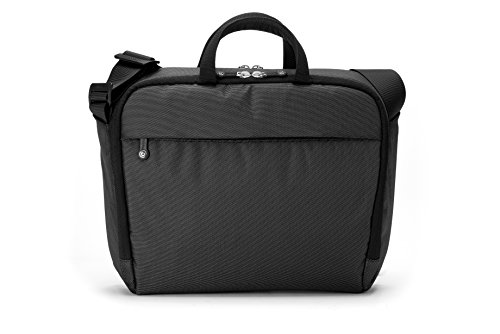 Booq saddle, carbon extremely lightweight laptop bag for up to 15.6'' laptops by Booq