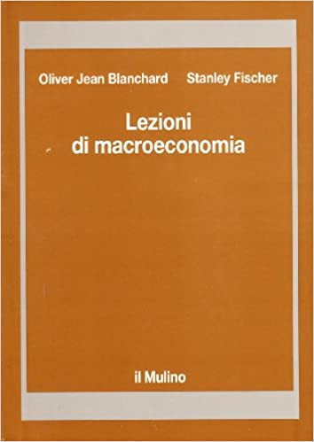 Book Lezioni di macroeconomia