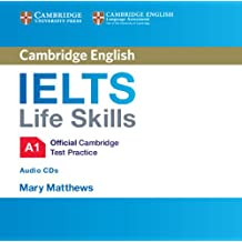 IELTS Life Skills Official Cambridge Test Practice  A1 Audio CDs (2)