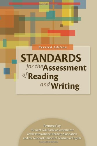 Standards for the Assessment of Reading and Writing (revised edition)