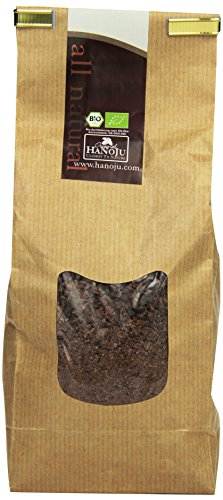 Hanoju Kakao Nibs, im Paperbag, Bio-zertifiziert, 1er Pack (1 x 500 g)