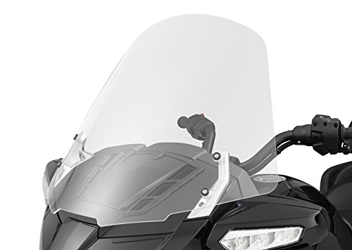 Show Chrome Accessories 20-401 Clear Windshield by Show Chrome Accessories