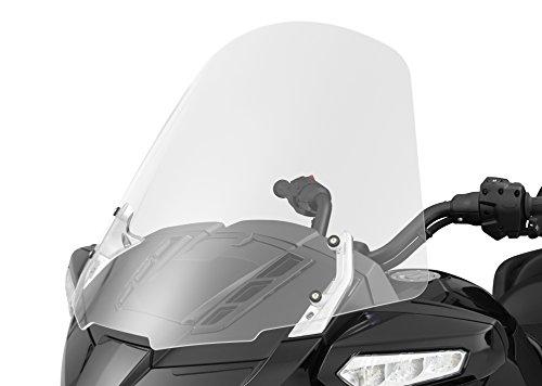 Show Chrome Accessories 20-401 Clear - Bike Spyder Am Can