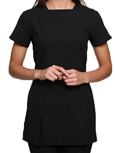 Mirabella Health and Beauty Clothing Women's Kallista Wear Hairdressing Spa Massage Tunic Uniform 6 ()