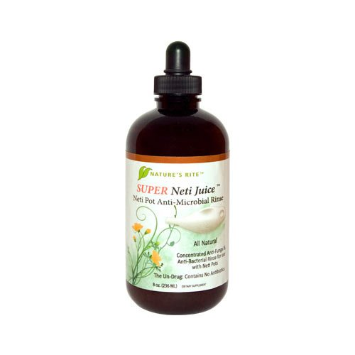 Super Neti Juice [Health and Beauty] by Natures Rite