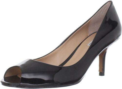David Charles Patent Leather Pumps - Charles David Women's Esprit Pump, Black Patent, 9 M US