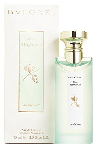 Bvlgari Eau Parfumee By Bvlgari For Women. Cologne Au The Vert Spray 2.5 Oz ()