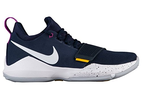 half off 1805c d075b Nike {878627-417 PG 1 Paul George 'The BAIT'NEW: Amazon.ca ...
