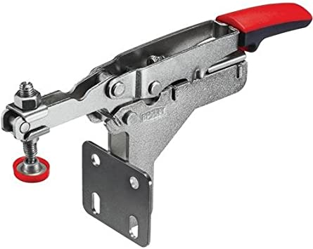 Silver by Bessey Bessey stc-hh70/Horizontal auto-adjust Toggle Nickel Plated Clamp